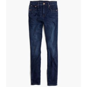 """Madewell 10"""" Hayes Wash Jeans"""
